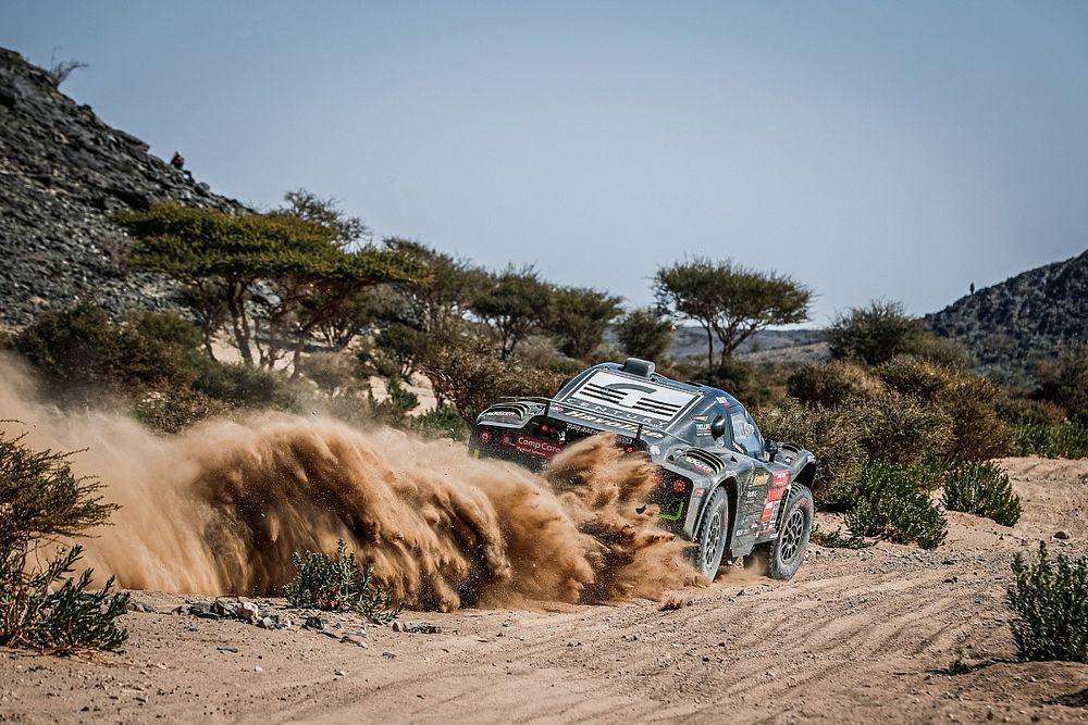 Dakar 2021: nella seconda tappa arrivano le prime dune