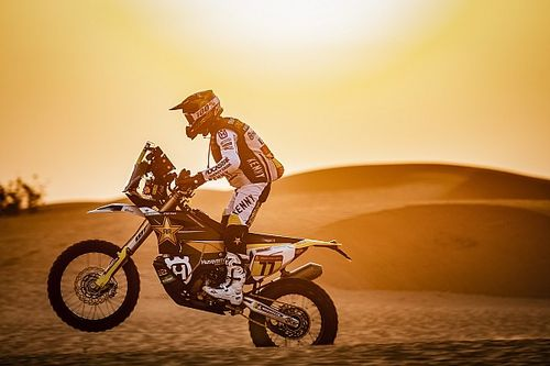 """Fotogallery Dakar 2021: i """"navigatori"""" nel deserto della Tappa 5"""