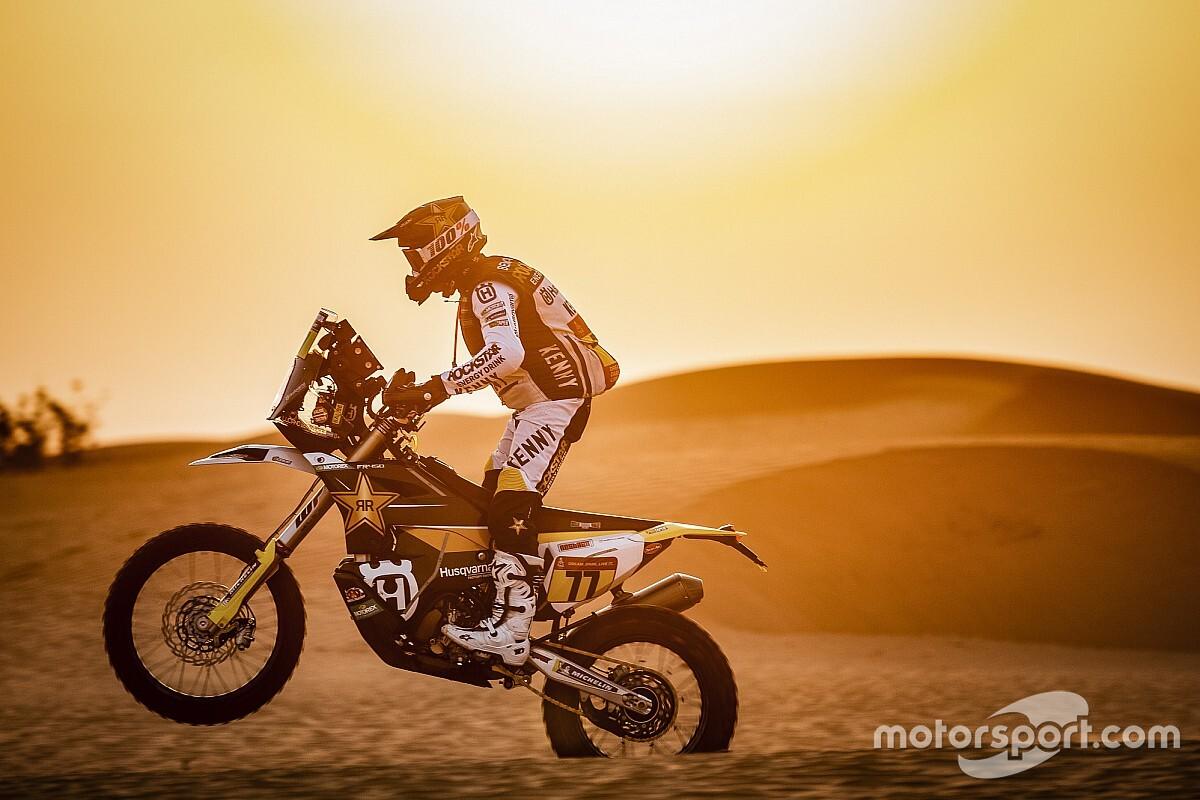Kronika video z Rajdu Dakar - Etap 5