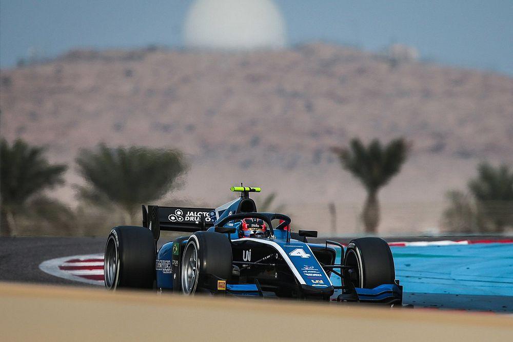 F2, Bahrain: Drugovich firma le prime Libere del 2021