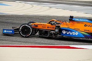 GP de Bahrein: Mercedes encabeza una ajetreada FP1 y Sainz, top 4