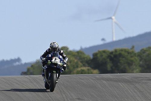 Portekiz MotoGP: 1. antrenmanda Vinales lider, Marquez 3.!