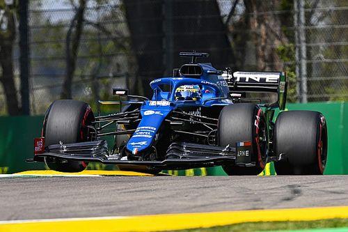 Alonso dejó en 27-0 y cuatro años su dominio en clasificación