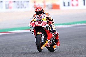 """Marquez: """"De snelheid is er nog, dat maakt me blij"""""""