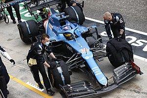 Trudny powrót Alonso