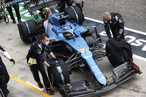 """Alonso, 10º en Imola: """"Fue una carrera que valió por dos"""""""