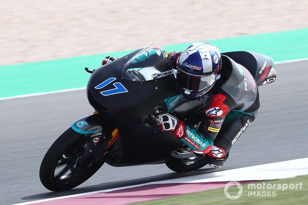 Test Moto3 Qatar, Giorno 2: McPhee precede Foggia e Migno