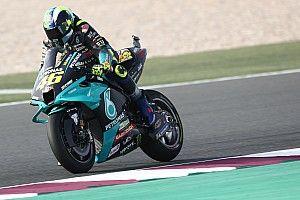 """Rossi tem pior resultado de classificação na MotoGP e justifica: """"Nunca estive forte"""""""