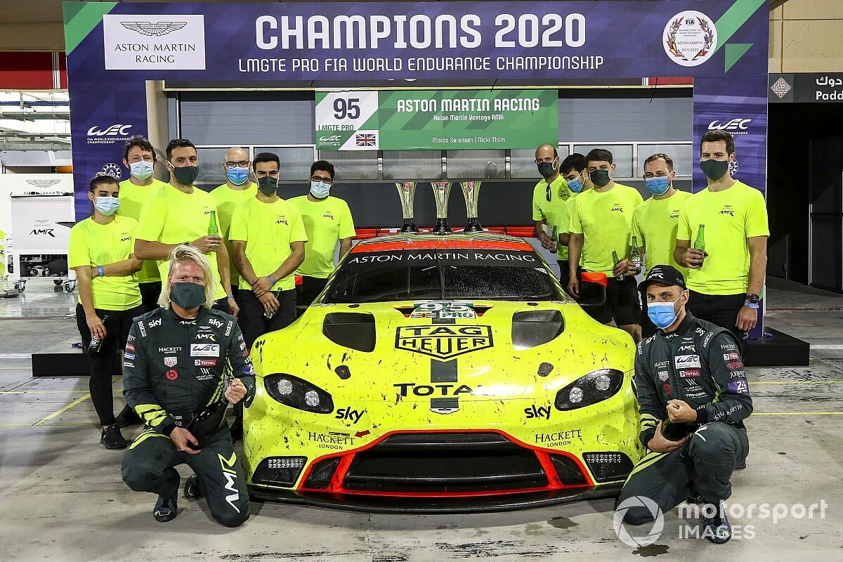 Hivatalos: az Aston Martin kilép a WEC-ből, véget vetnek a gyári GTE Pro programnak