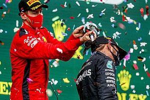 """Binotto blij voor Vettel: """"Podium is heel belangrijk voor hem"""""""