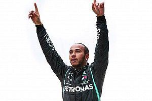 Türkiye GP: Heyecan dolu yarışı Hamilton kazandı, Perez ve Vettel podyumda!