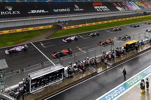 Grand Prix van Turkije mogelijk alweer van de F1-kalender