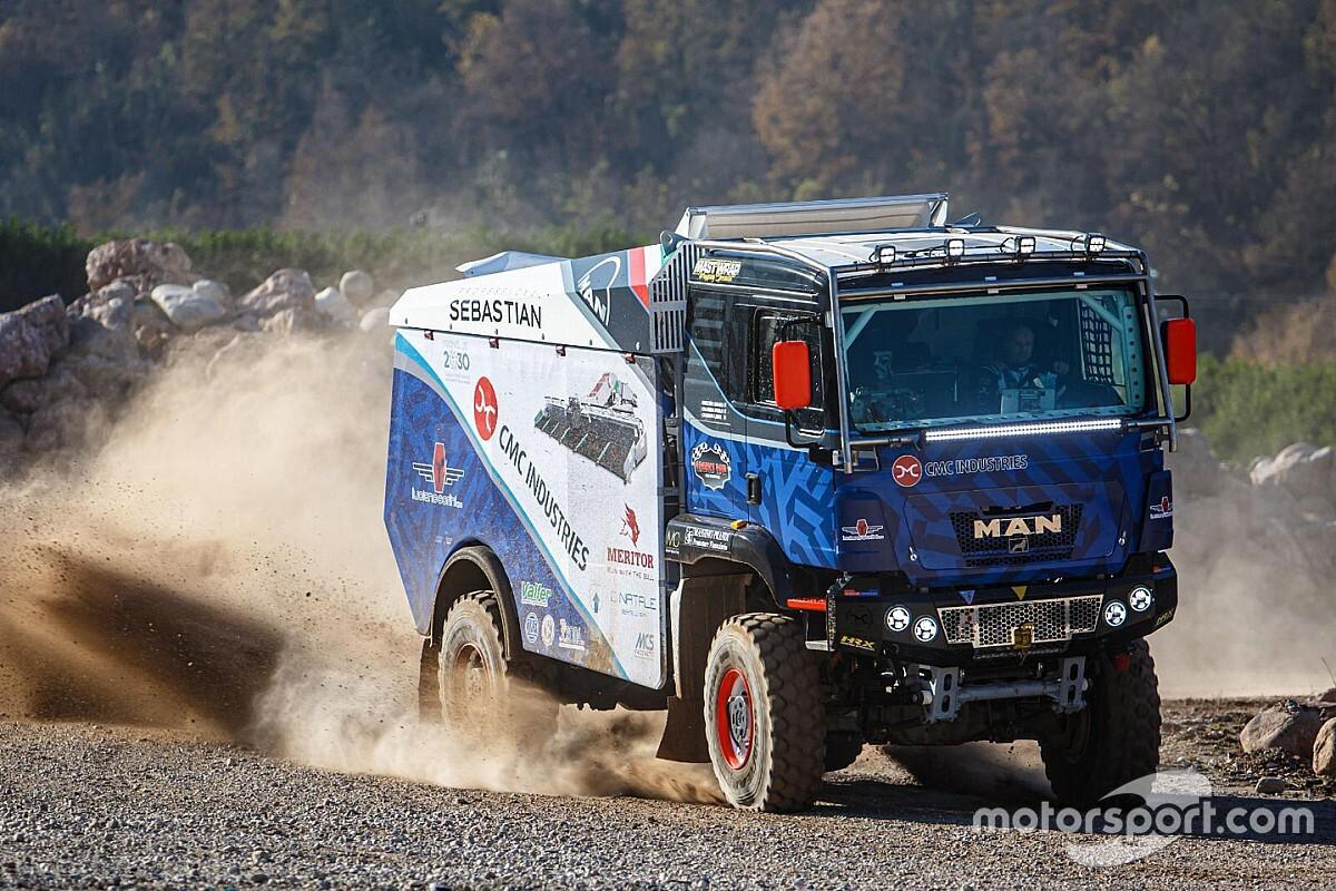 Esordio alla Dakar 2021 per l'R-XTeam con un Man