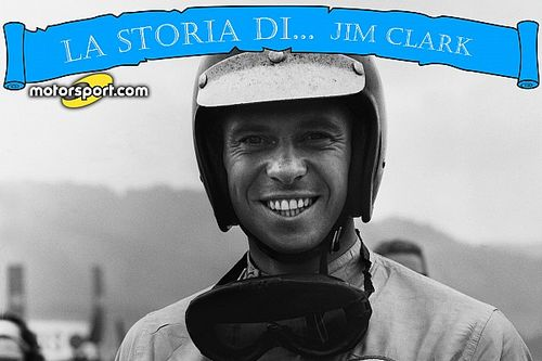 La video storia di Jim Clark