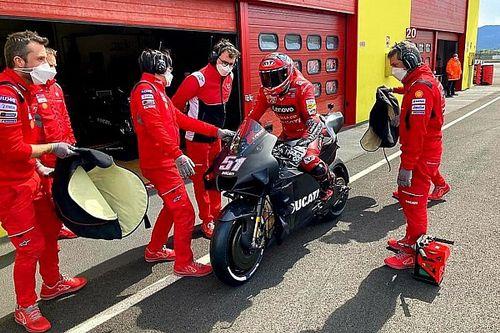 Ducati afina en Mugello antes de que Honda Aprilia y KTM vayan a Jerez
