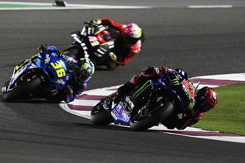 Volledige uitslag MotoGP Grand Prix van Doha