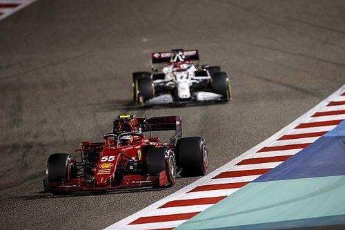 サインツJr.、フェラーリでの初レースに満足も「序盤はちょっと慎重になりすぎた」