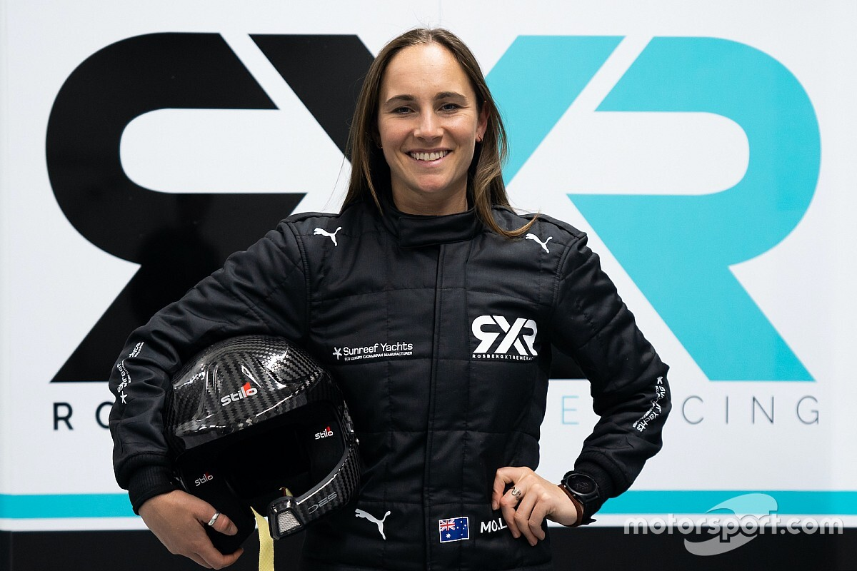 Taylor joins Rosberg Extreme E squad