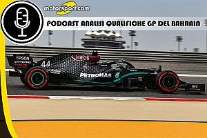 Podcast: analisi delle qualifiche GP del Bahrain di F1