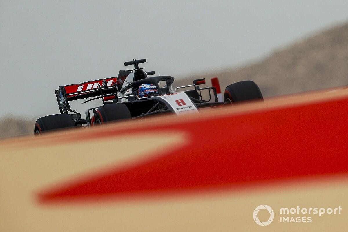 """Grosjean: """"Wil na crash nooit meer in auto zonder halo racen"""""""