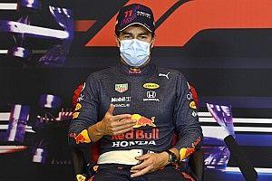 """Perez verrast door tweede plek: """"Ben nog mijlenver van waar ik moet zijn"""""""