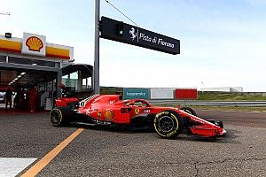IMAGENS: Mick Schumacher testa Ferrari em Fiorano