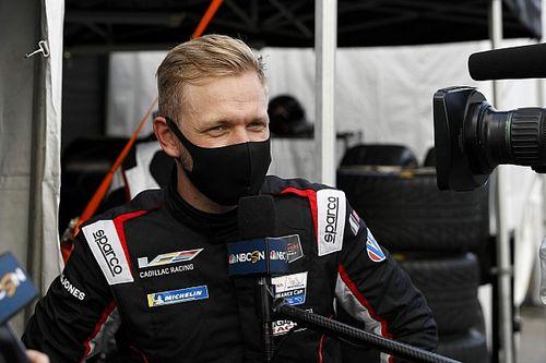 """Magnussen, """"sürüşü kolay"""" F1 araçlarının ardından Cadillac'la mutlu!"""