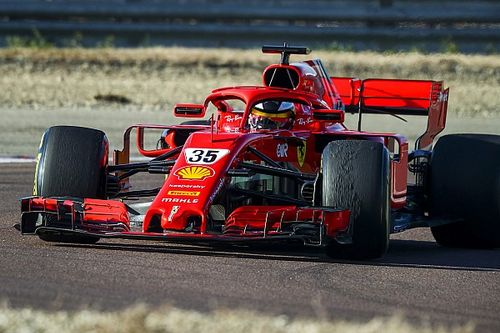 Ferrari: Shwartzman impressiona con la SF71H a Fiorano