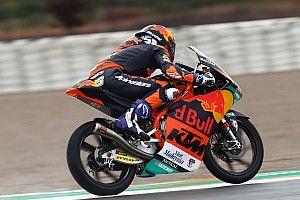 Hasil Moto3 Eropa: Fernandez Catatkan Kemenangan Perdana
