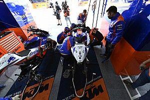 KTM Kerap Kesulitan Set-Up Motor
