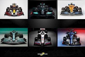 SZAVAZÁS: Melyik 2021-es F1-es autó tetszik a legjobban?