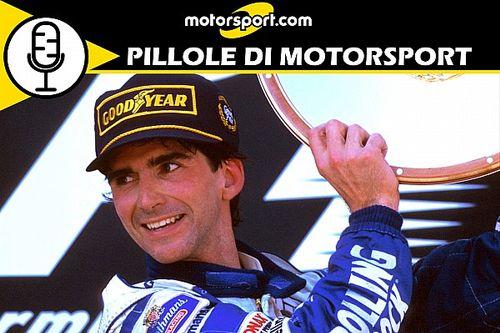 Podcast: F1, Damon Hill e l'Australia portafortuna