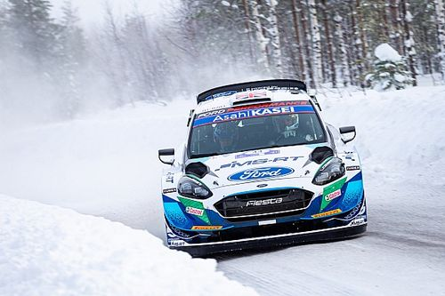 WRC hybrid rules safeguards M-Sport's future