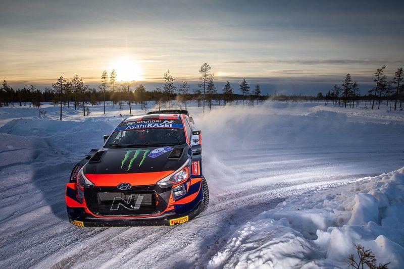 Oliver Solberg, İtalya Rallisi ile WRC'ye geri dönüyor
