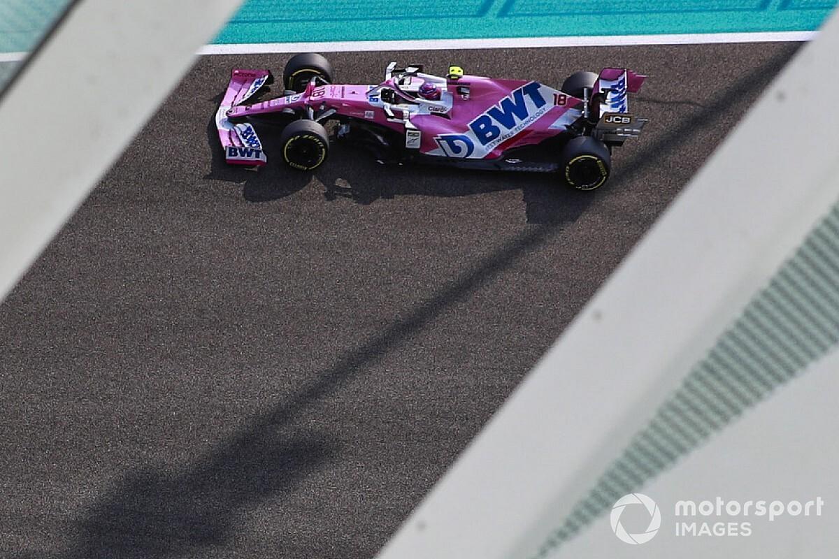 Кое-что осложняет Racing Point борьбу за 3-е место. Это кое-что – моторы Mercedes