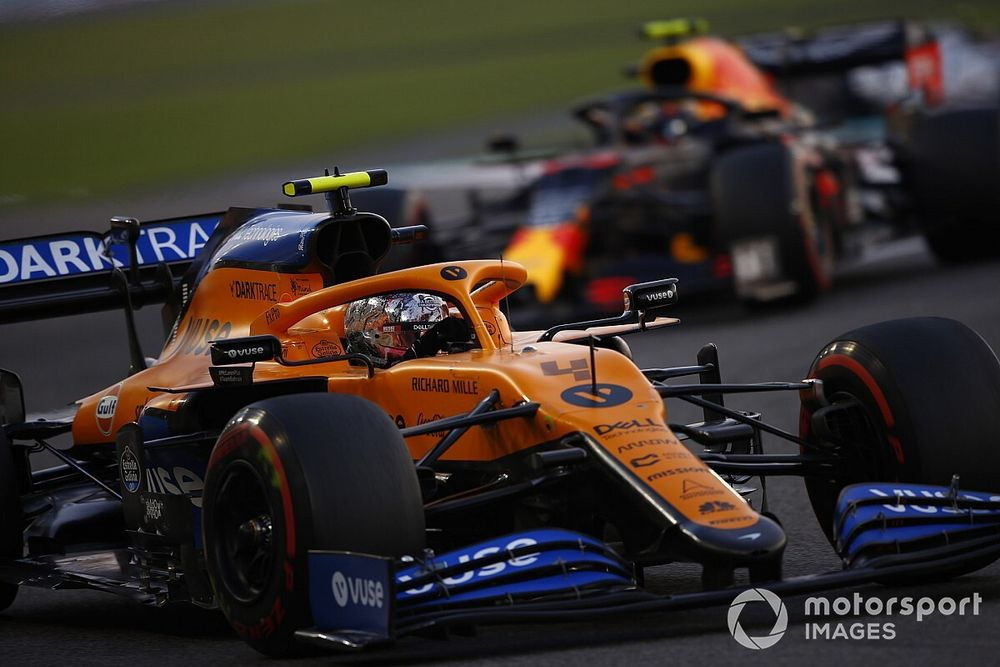 Norris: Albon's Red Bull exit shows F1 can be 'a cruel world'