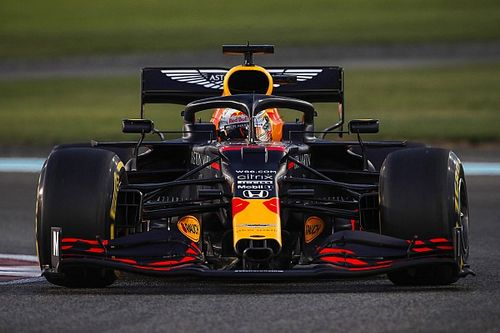 F1: Verstappen da dieci nel GP di Abu Dhabi