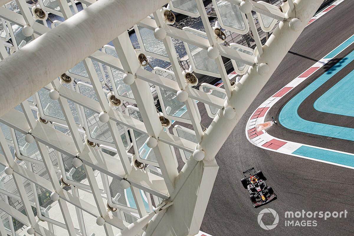 F1アブダビFP1速報:フェルスタッペン首位発進。公式セッションデビューのシューマッハー18番手