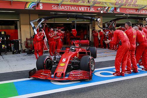 Pożegnanie z Ferrari