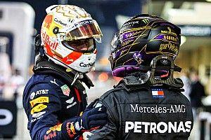 F1-terugblik Lammers: Hamilton beste ooit? Kan niet om Verstappen heen