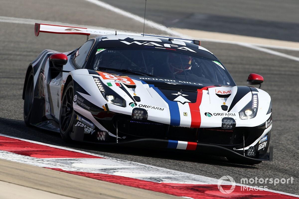 AF Corse enters Ferrari in Rolex 24 Hours
