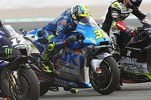Mir can't explain his dismal Valencia MotoGP qualifying