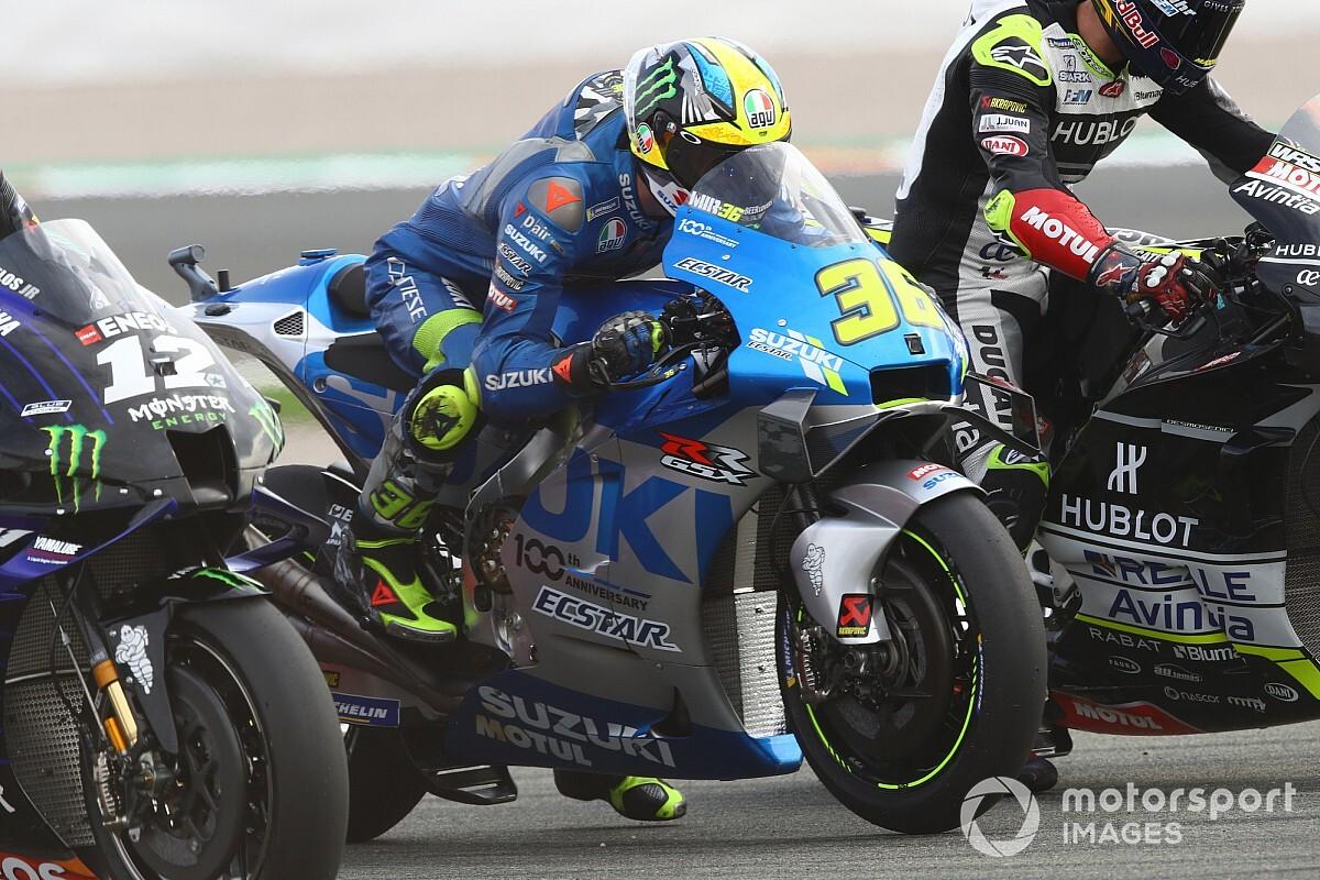 MotoGP: Joan Mir diz não saber explicar classificação de Valência