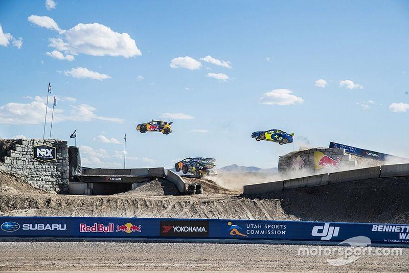 Nitro Rallycross reveals global expansion plan, new electric car