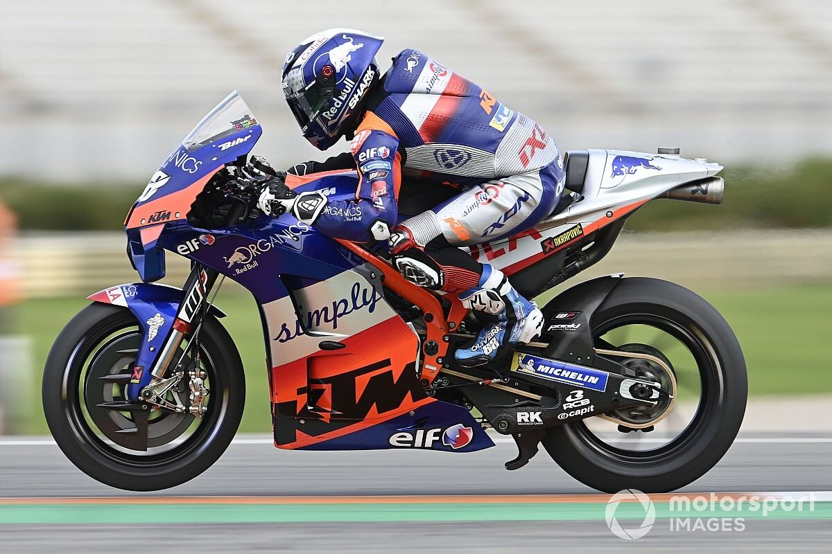 Portimao MotoGP: Oliveira sets FP1 pace on home turf