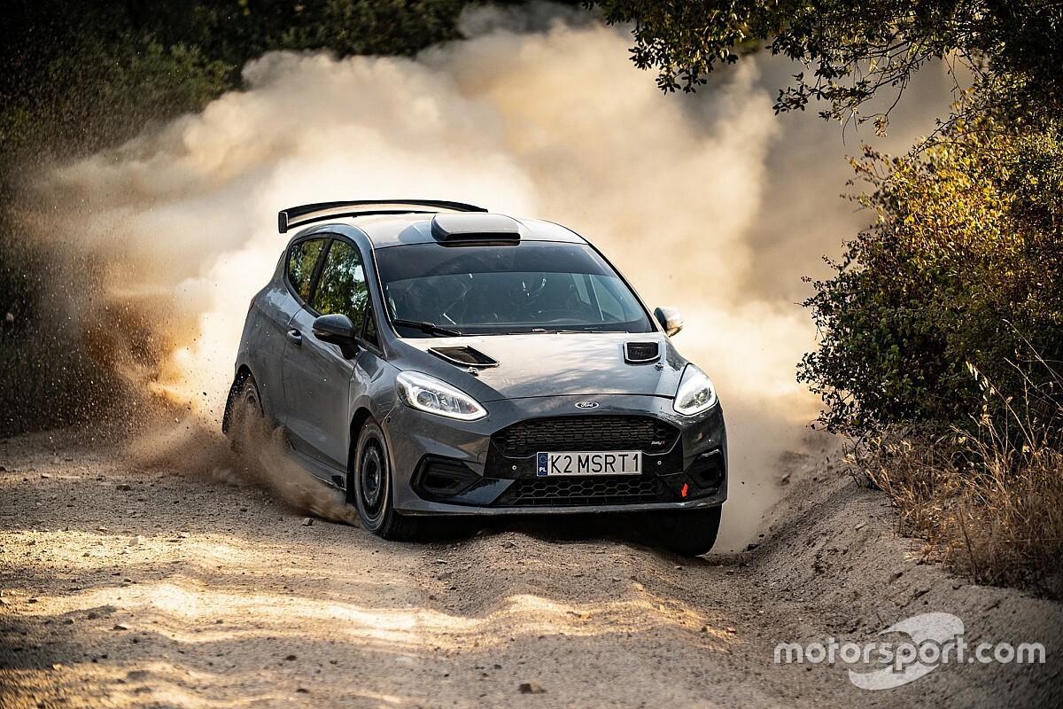 WRC: M-Sport svela la Ford Fiesta Rally3. Omologata nel 2021