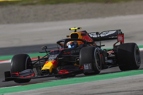 Horner: Red Bull heeft 'meer tijd' om te beslissen over Albon
