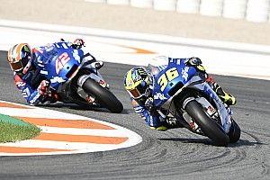 """Quartararo: """"Suzuki sürücüleri yenilmez görünüyor"""""""