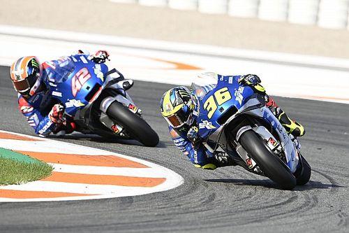 Report MotoGP: Suzuki domina nel crollo Yamaha