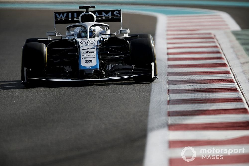 La Williams punta sulle nuove regole del fondo per risalire